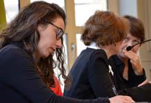 Anne Petiau, Myriam Revault d'Allonnes & Christine Arbisio