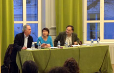 IRTS Jean-Pierre Pinel, Christine Arbisio & Jean-Pierre Lebrun