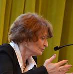 Myriam Revault d'Allonnes - philosophe, professeur à l'Ecole des hautes études - EPHE - chercheur associé au Centre de recherches politiques de Sciences Po - CEVIPOF