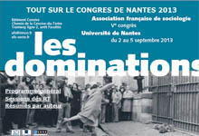 Les dominations 2013
