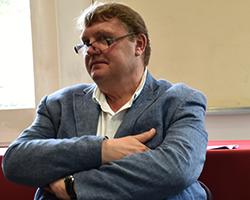 Eric Marchandet, délégué général