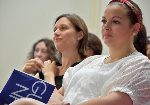 Julie Delon & Elodie Baquero, etudiantes EJE 2e année – IRTS