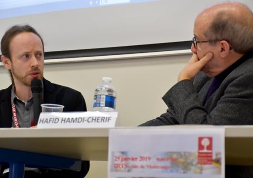 Hafid Hamdi-Chérif, philosophe