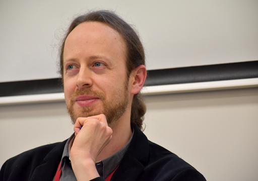 Alexis Mombelet, formateur à l'IRTS