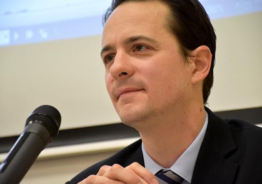 Clément Bosqué, directeur IRTS-Site de Montrouge