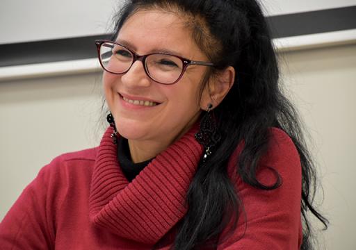 Faïza Guélamine, sociologue