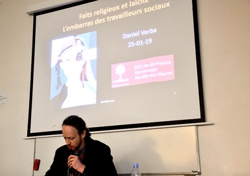 IRTS Laïcité, fait religieux et travail social