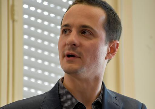 Clément Bosqué, directeur IRTS-Site de Montrouge 2019