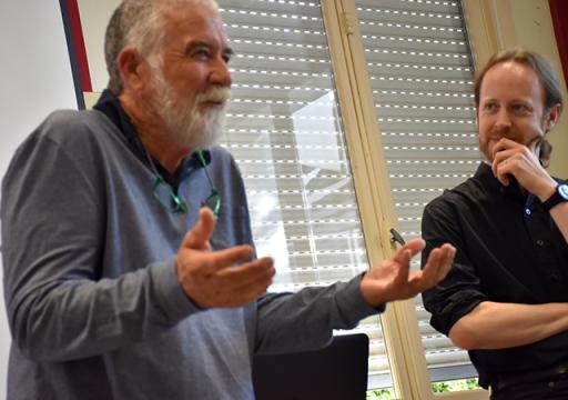 Eric Kérimel de Kerveno & Alexis Mombelet IRTS 2019