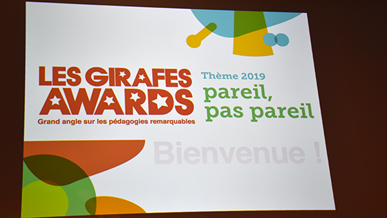 Girafes awards 2019